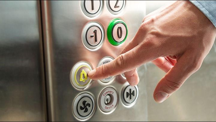 Giá nút bấm thang máy không quá cao