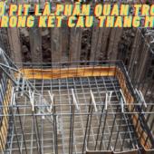 Hố pit thang máy