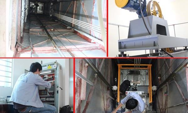 Quy trình bảo trì, bảo dưỡng thang máy cơ bản nhất