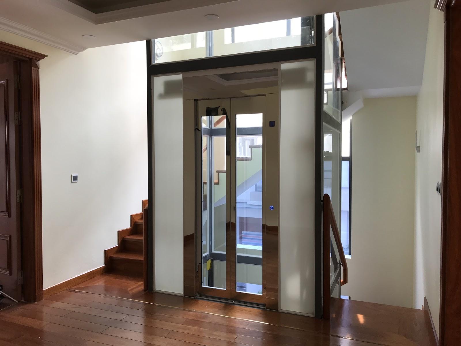 Thiết kế là cách lựa chọn thang máy bạn nên cân nhắc
