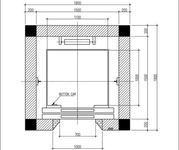 Thiết kế thang máy cần quan tâm tới hố thang