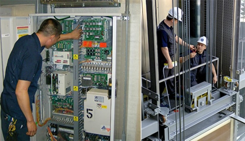 Thiết lập chế độ bảo trì thang máy lâu dài