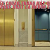 Tiêu chuẩn thang máy