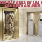 Thang máy Gama