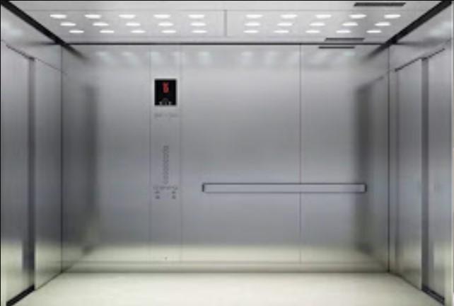 Ánh sáng của thang máy bệnh viện